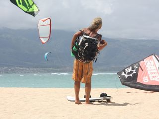 Maalaea condo photo - Kite Beach
