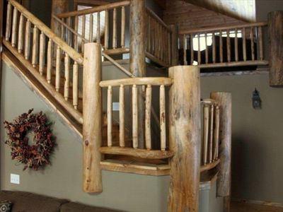 Staircase to Third Bedroom & Loft Area