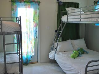 Santa Rosa Beach house photo - Bunk Room