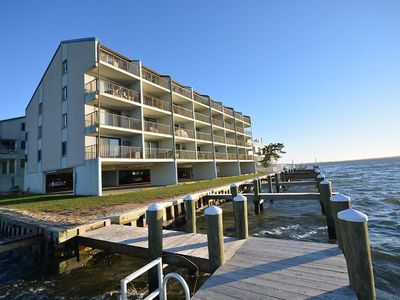 Direct bayfront condo 94th St -newly renovated - most magnificent sunsets in OC