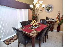 Encantada Resort townhome photo - Dining room