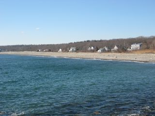 Rockport studio photo - Cape Hedge beach 1/2 mile from apartment