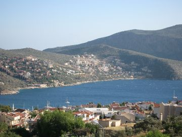 Top Terrace View over Kalkan