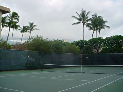 Super Tennis Court