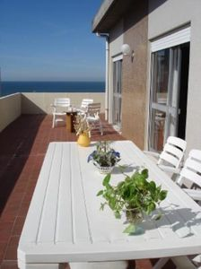 Penthouse in city center of Figueira da Foz with 80sqm terrasse