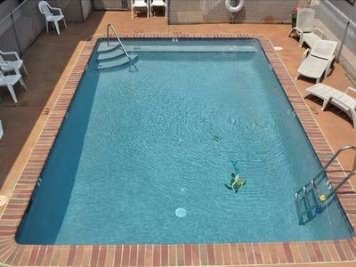 Seaside Heights condo rental - POOL - Vacation Condo in Seaside Heights, NJ