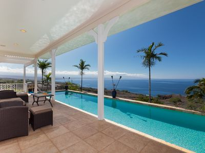 Luxury 5-Star Ocean & Mtn. View 3bd Home, See/Hear Whales & Waves, Pool & Spa
