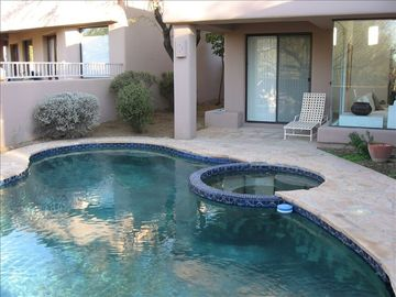 Other Scottsdale Properties house rental - Jacuzzi and pool