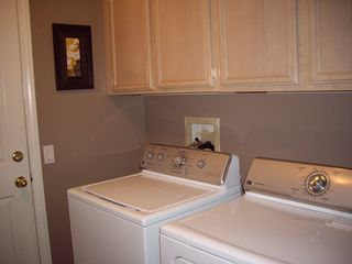 Las Vegas house photo - laundry room