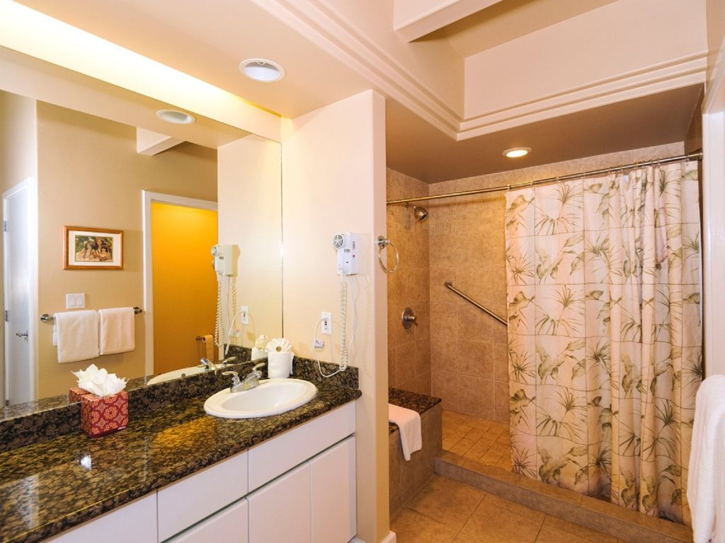 Tropical Walk In Shower Newly