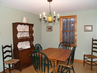 Truro house photo - Dining Room