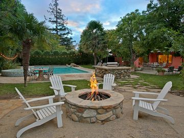 Los Olivos house rental - Resort living in the heart of Los Olivos