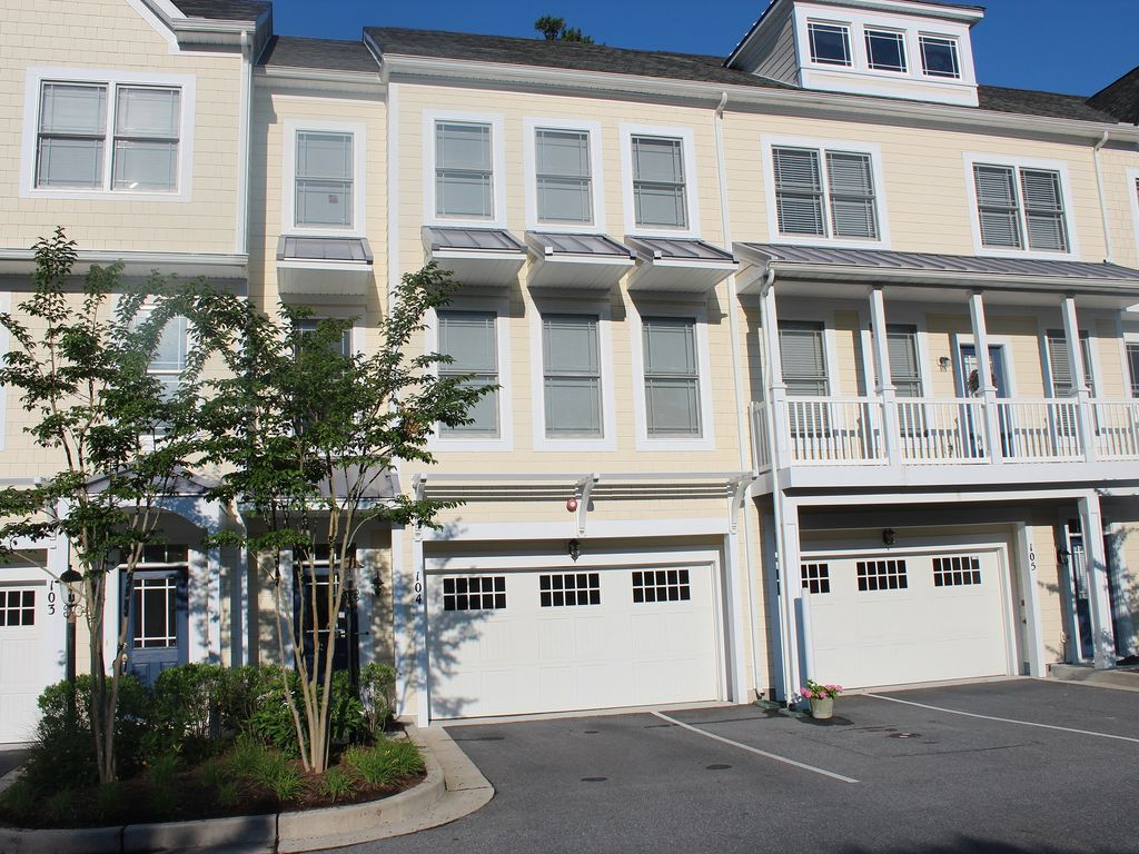 West Ocean City Vacation Rental Vrbo 482391 4 Br Eastern Shore Townhome In Md 4 Br 3 5 Bath