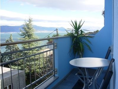 Trogir apartment rental - balcony