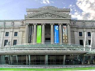 Brooklyn townhome photo - The world-class Brooklyn Museum of Art is 10 minutes away...
