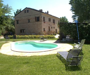 Country House with Pool in Italy