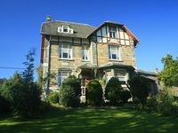 A beautiful Belle Epoque villa in the heart of Hamoir