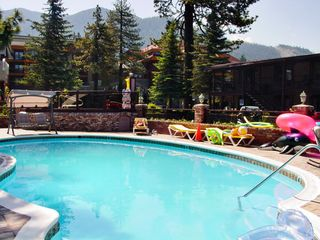 Heavenly Valley studio photo - Pool with Mountain View at the Stardust Tahoe