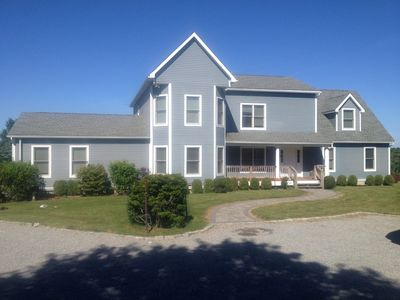 Montauk house rental - Luxury Home Overlooking Montauk Lake