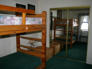 Panama City townhome photo - The Crews bunks