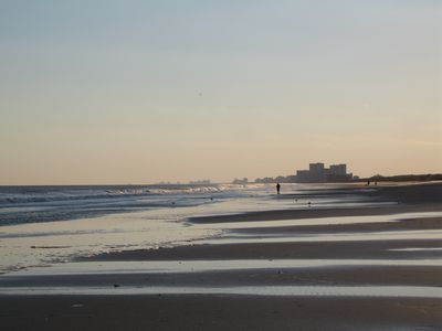 Our beautiful grand strand beach!