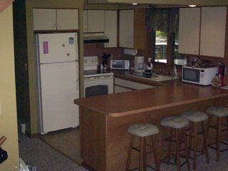 Lake Ariel house photo - Kitchen new appliance