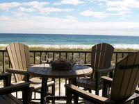 Spend the winter Gulf front!  Snowbirds welcome at Turtle's Nest!!!
