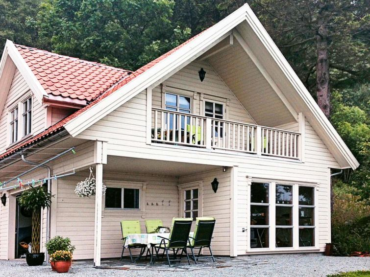Vacation home Strand  in Tau, Southern Fjord Norway - 4 persons, 2 bedrooms