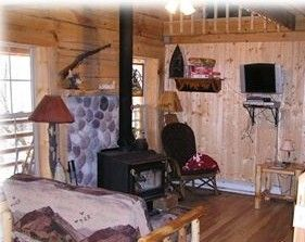 DeSoto cabin photo - Comfy Great Room