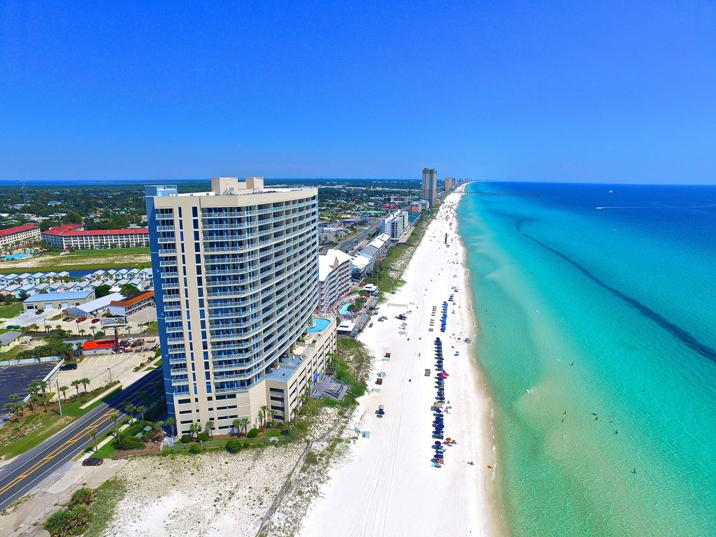 Condo Rentals Panama City Beach Florida June  July