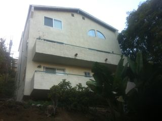 Los Angeles house photo - Rear view of home from paito area