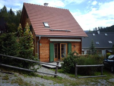 St. Lambrecht house rental