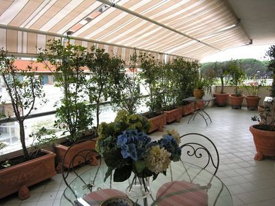 Ostia (Lido di Ostia) apartment rental - Terrace