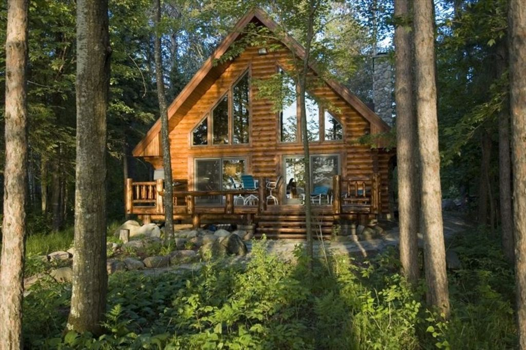 Eaglesnest Log Home On Lake Chippewa Payment Vrbo