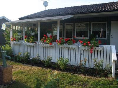 Beachfront accommodation, child friendly and well-equipped house