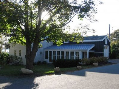 Vineyard Haven house rental - Architect-Designed West Chop Water View