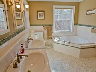 Vineyard Haven house photo - Master Bath Also Has Whirlpool Tub