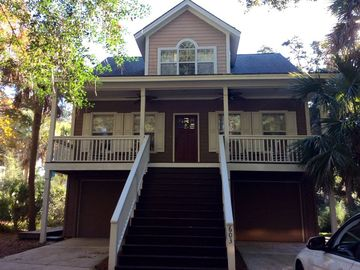 Fripp Island house rental - This 4 bedroom, 2 1/2 bath, features all the luxuries of the perfect get away!
