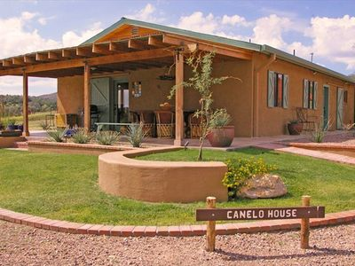 The Canelo House at Open  Cross Ranch