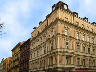 Ideally situated apartment in Prague