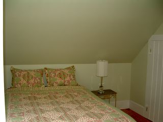 Ogunquit house photo - Upstairs bedroom with queen bed