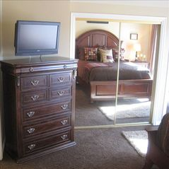 St. George condo photo - Spacious Master Bedroom with attached Master Bathroom