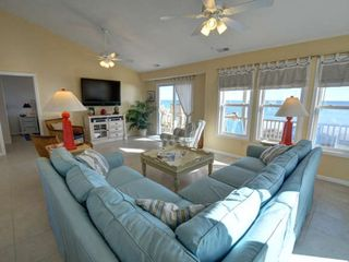 Surf City house photo - Living Room