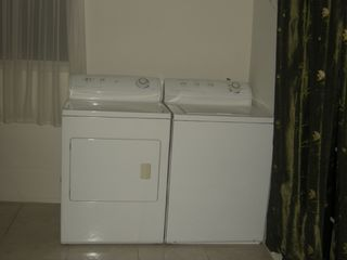 Aruba villa photo - Full Size Washer/Dryer save on luggage fees Pack Light!