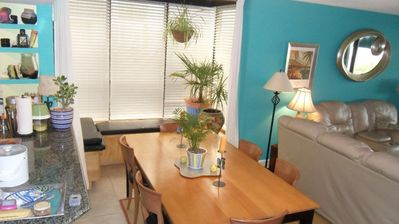 Wrightsville Beach condo rental - Dining Area