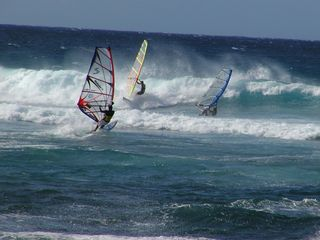 Maalaea condo photo - Windsurfing Hookipa