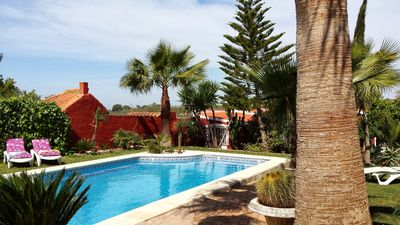 Beautiful home with pool, a welcome respite away from the city of Seville