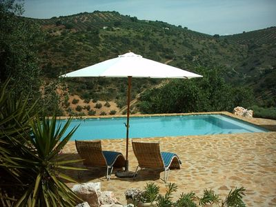 Iznajar house rental - Swimming Pool