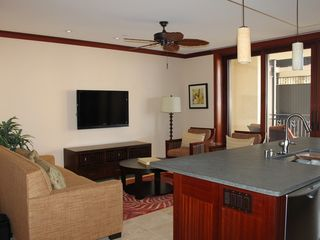 Ko Olina villa photo - Living Rm