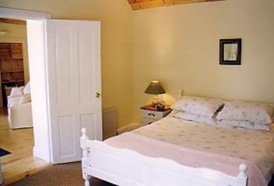 Cara's Cottage Master Bedroom